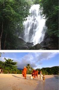 ภูมิศาสตร์ของเกาะพะงัน เพชรเม็ดงามบริสุทธิ์ของอ่าวไทย