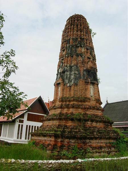 วัดปรางค์หลวง รวมสถานที่ท่องเที่ยวอำเภอบางใหญ่ นนทบุรี