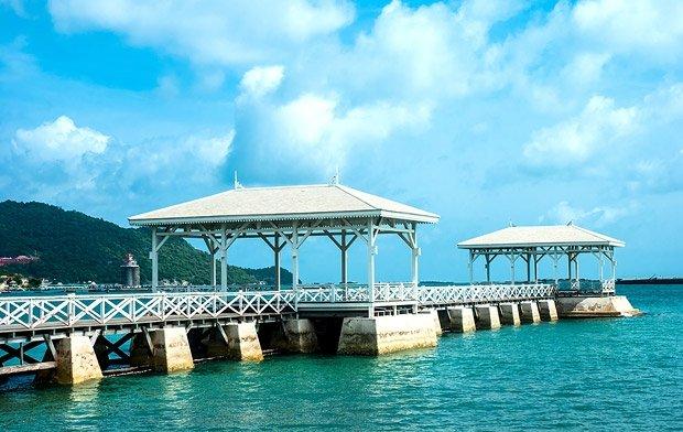 เที่ยวเกาะสีชัง แหล่งท่องเที่ยวอำเภอเกาะสีชัง ชลบุรี