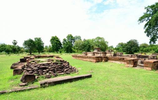 โบราณสถานเมืองเสมา แหล่งท่องเที่ยว อำเภอสูงเนิน นครราชสีมา