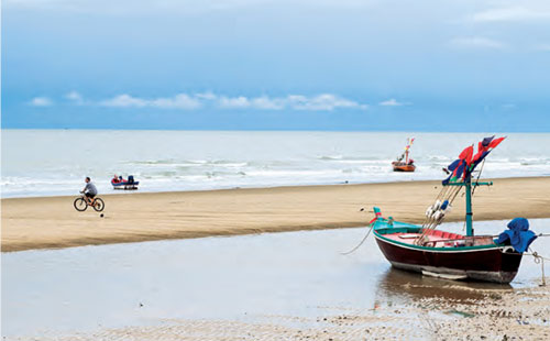 ชายหาดปราณบุรี