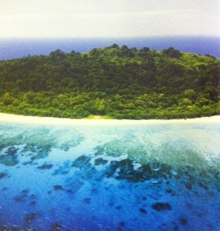 มหัศจรรย์แห่งผืนทราย เกาะหนึ่ง เกาะหูยง หมู่เกาะสิมิลัน