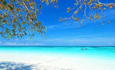 เกาะตาชัย ที่สุดแห่งหาดทราย หมู่เกาะสิมิลัน