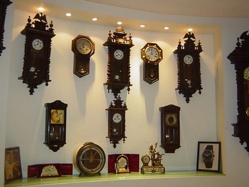 พิพิธภัณฑ์นาฬิกาโบราณ เขตห้วยขวาง กรุงเทพมหานคร