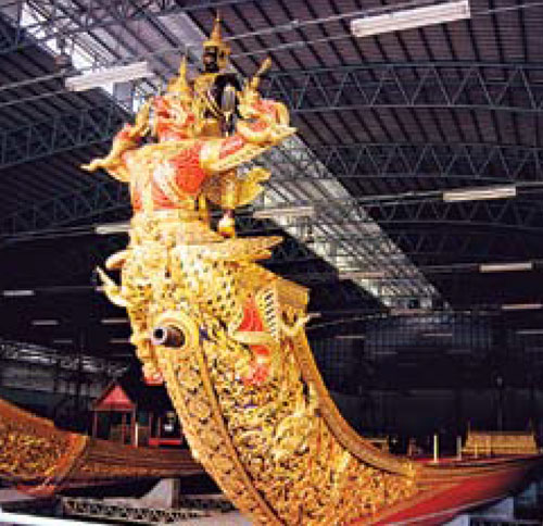 พิพิธภัณฑสถานแห่งชาติ เรือพระราชพิธี