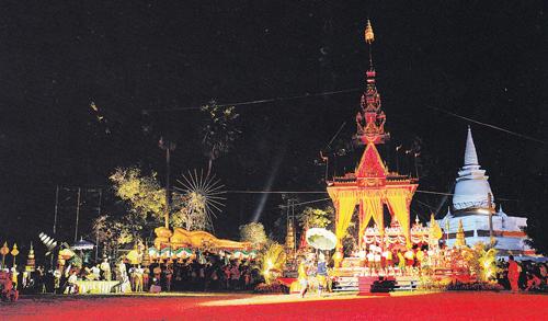 กิจกรรมงานประเพณี และเทศกาลท่องเที่ยว ประจำเดือนพฤษภาคม 2557