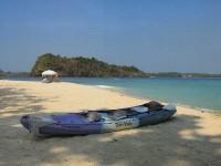 เกาะระยั้ง พายคายัคชมเกาะคู่แฝดแห่งทะเลตราด